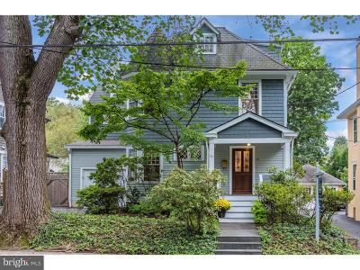 Princeton Single Family Home For Sale: 44 Maple Street