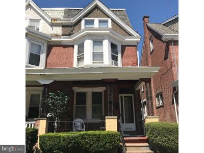 Norristown Single Family Home For Sale: 1315 Markley Street