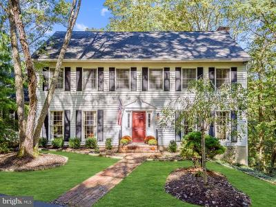 Davidsonville Single Family Home For Sale: 2902 South Lake Drive
