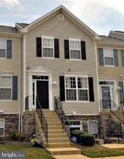 Odenton Townhouse Active Under Contract: 8621 Willow Leaf Lane
