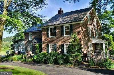 Mohnton Farm Under Contract: 1737 Alleghenyville Road