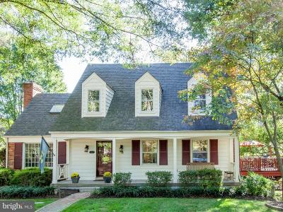 McLean Single Family Home For Sale: 6815 Baron Road