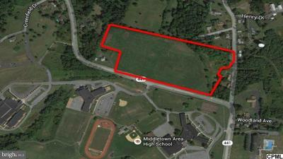 Residential Lots & Land For Sale: 00 Oberlin Road