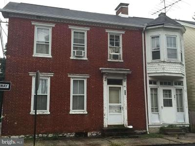 Mechanicsburg Multi Family Home For Sale: 42 E Locust Street