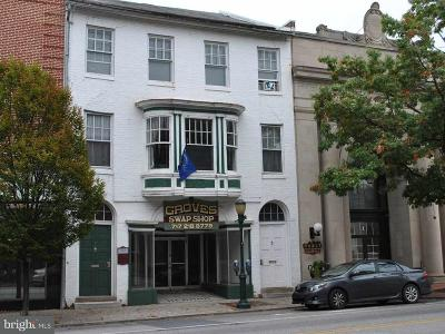 Cumberland County Commercial For Sale: 3-7 N Hanover Street