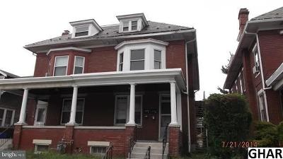 Harrisburg Multi Family Home For Sale: 1842 Market Street