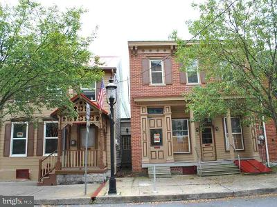 Multi Family Home For Sale: 6-10 W Big Spring Avenue