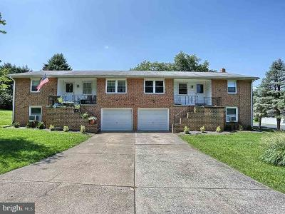 Mechanicsburg Multi Family Home For Sale: 206/208 Wertz Avenue