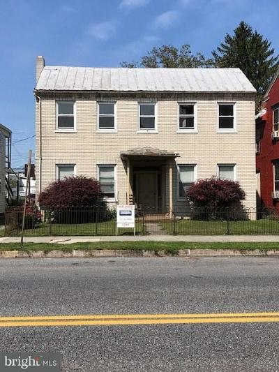 Mechanicsburg Multi Family Home For Sale: 115 E Main Street