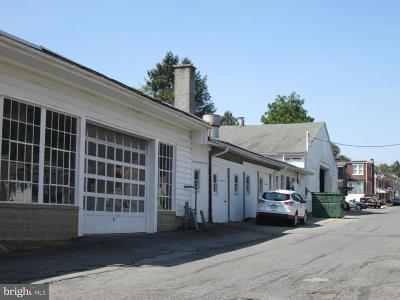 Single Family Home For Sale: Auto Body Shop