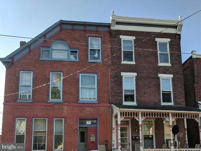 Harrisburg Multi Family Home For Sale: 1161-1163 Derry Street
