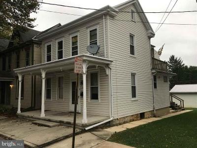 Carlisle Multi Family Home For Sale: 241 Arch Street