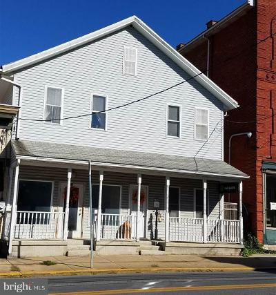Cumberland County Multi Family Home For Sale: 21-23 S High Street