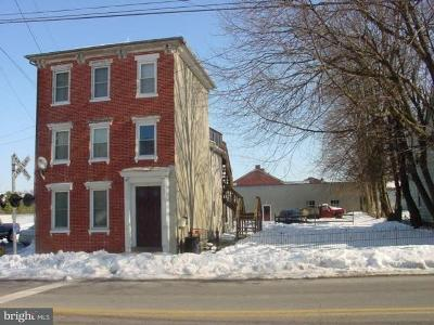 Carlisle Multi Family Home Under Contract: 161 N College Street