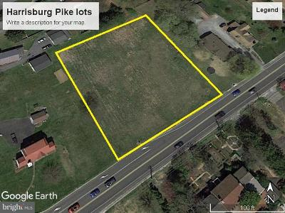 Residential Lots & Land For Sale: Lot 6-10 Harrisburg Pike