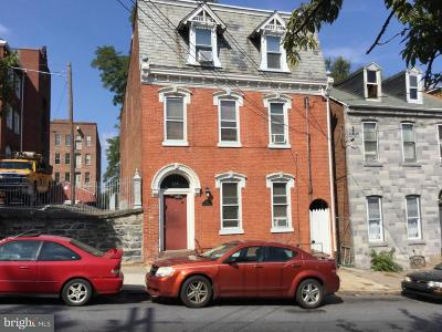 Lancaster Multi Family Home For Sale: 239 W Vine Street