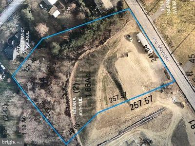 Lemoyne Residential Lots & Land For Sale: Lot 2 Indiana Avenue