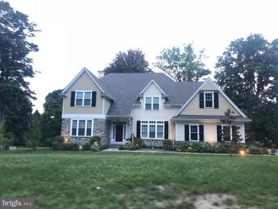 Chadds Ford Single Family Home For Sale: 12, 14 Maple Lane