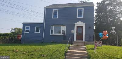 Hyattsville Single Family Home For Sale: 1101 East West Highway