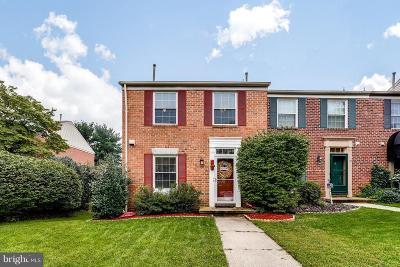 Cockeysville Townhouse For Sale: 15 Sugar Tree Place