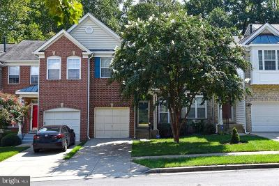 Bowie Rental For Rent: 1805 Foxwood Circle