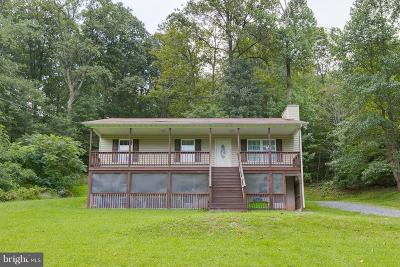 Warren County Single Family Home For Sale: 2267 High Top Road