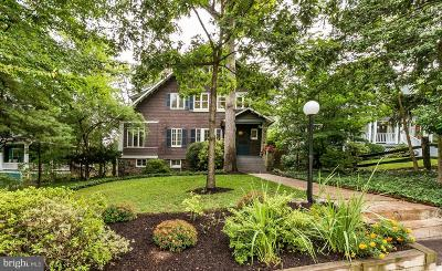 Baltimore Single Family Home For Sale: 5715 Chilham Road