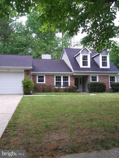 Annapolis Single Family Home For Sale: 909 Mastline Drive