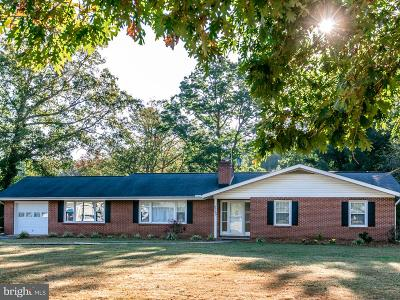 Rockingham County Single Family Home For Sale: 8329 East Side Highway