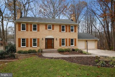 Ellicott City Single Family Home For Sale: 3216 Wood Stream Lane