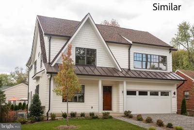 Vienna Single Family Home For Sale: 504 Kingsley Road SW
