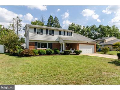 Cherry Hill Single Family Home For Sale: 416 Barby Lane