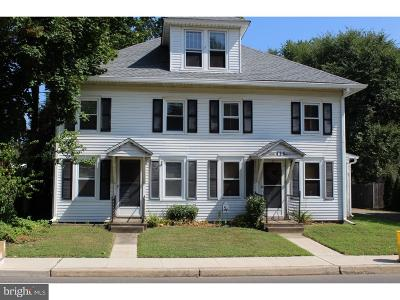 Princeton Junction Single Family Home For Sale: 414 Village Rd E