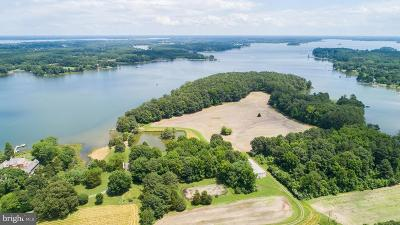 Bozman, Claiborne, Mcdaniel, Neavitt, Newcomb, Royal Oak, Saint Michaels, Sherwood, St Michaels, St. Michaels, Wittman Residential Lots & Land For Sale: 23505 Bozman Road