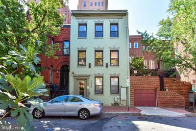 Washington Condo For Sale: 1620 Corcoran Street NW #B