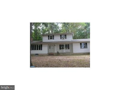 Frederica Single Family Home For Sale: 3226 Barratts Chapel Road