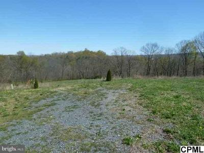 Duncannon Residential Lots & Land For Sale: Lot #9 Leiter Drive
