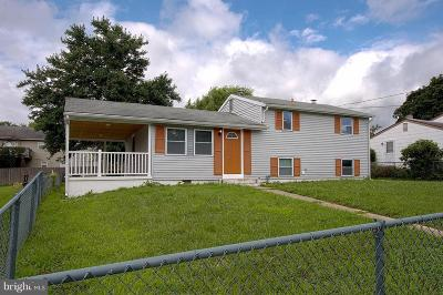 Cecil County Single Family Home For Sale: 49 Chestnut Drive