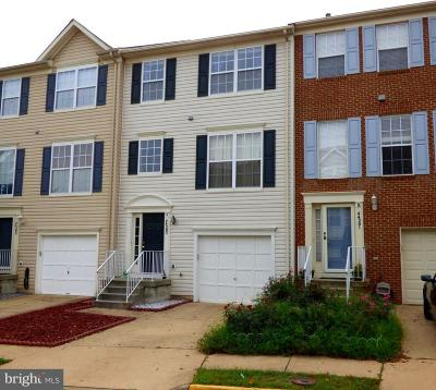 Ashburn Townhouse For Sale: 44203 Tippecanoe Terrace