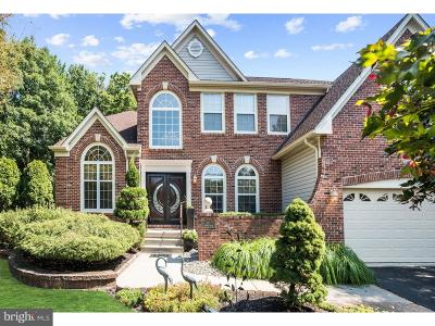 Mount Laurel Single Family Home For Sale: 2 Cattail Drive