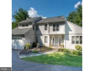 Newtown Square Single Family Home Active Under Contract: 55 Charter Oak Drive