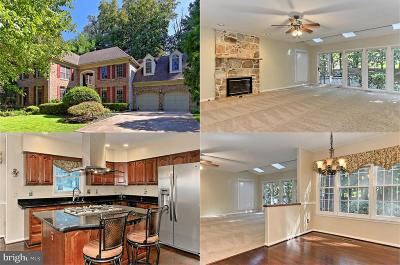 Fairfax Single Family Home For Sale: 12708 Heatherford Place