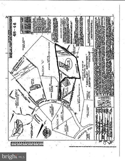 Harford County, Howard County Residential Lots & Land For Sale: 3805 Justin Road