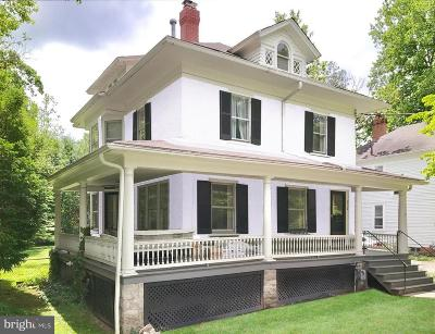 Chevy Chase Single Family Home For Sale: 3508 Shepherd Street