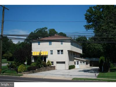 Norristown Single Family Home For Sale: 417 W Germantown Pike