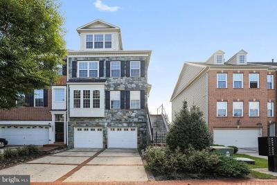 Upper Marlboro Townhouse For Sale: 14635 Argos Place