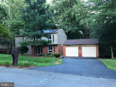 Rockville MD Single Family Home For Sale: $1,050,000