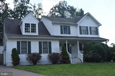 Spotsylvania Single Family Home For Sale: 10801 Wise Court
