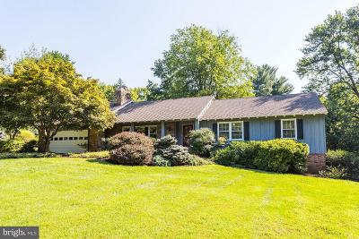 Rockville Single Family Home For Sale: 13217 Ridge Drive