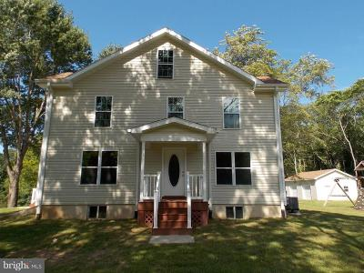 Rappahannock County Single Family Home For Sale: 247 Rollins Ford Road